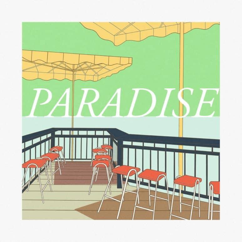 Album art for Kowloon - Paradise