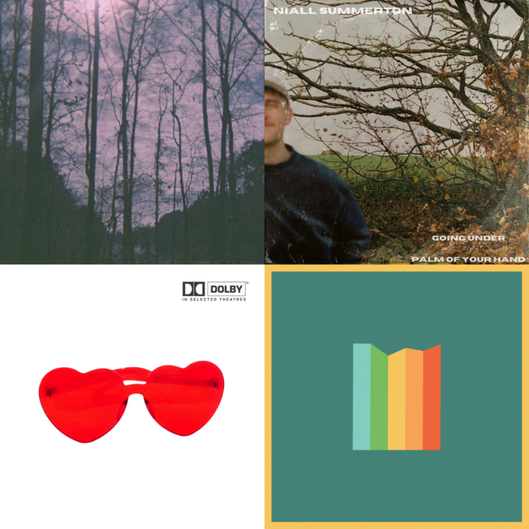New Singles: Cathedral Bells, Niall Summerton, Talkie, ICELANDIA