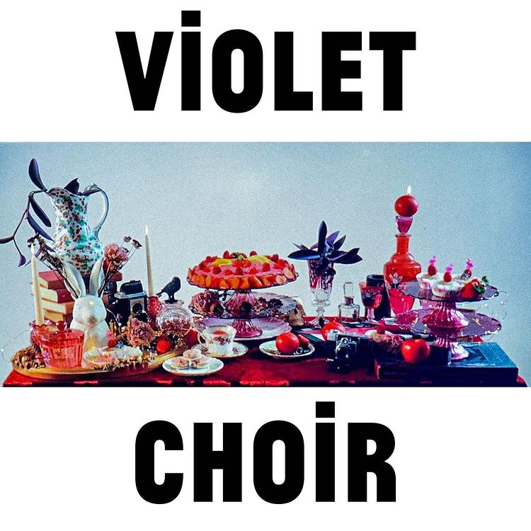 Violet Choir - self-titled EP