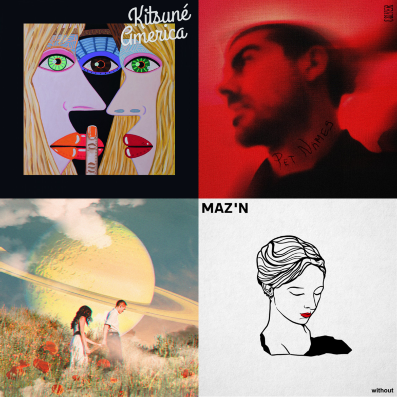 New music from Kowloon, Colyer, Temple In Man, MAZ'N