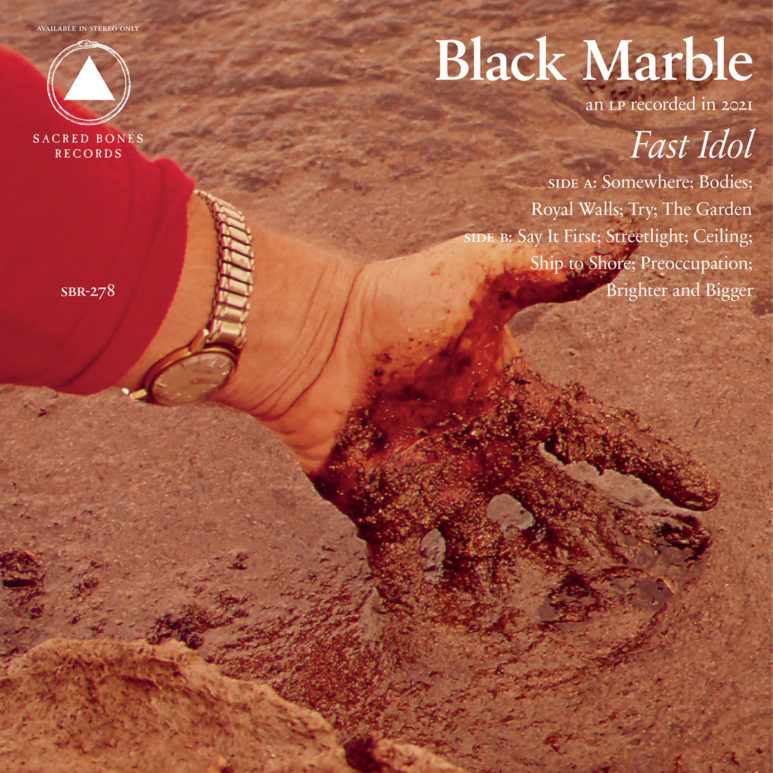Black Marble releases 'Somewhere' single and video