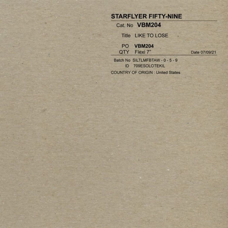 Starflyer 59 releases 'Sunrise' single from twentieth album, 'Vanity'