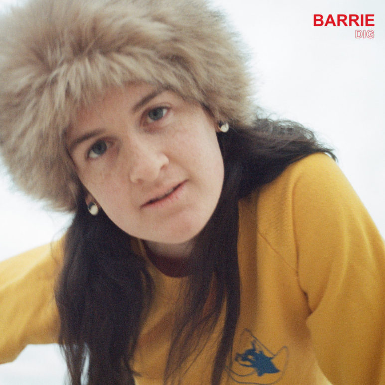 Barrie releases 'Dig' single